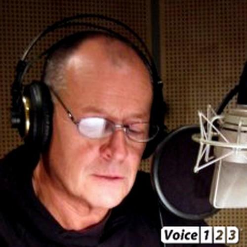 Andrew Golder - British Narrator   Voice over actor   Voice123