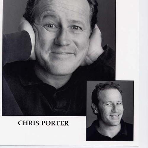 Chris porter actor