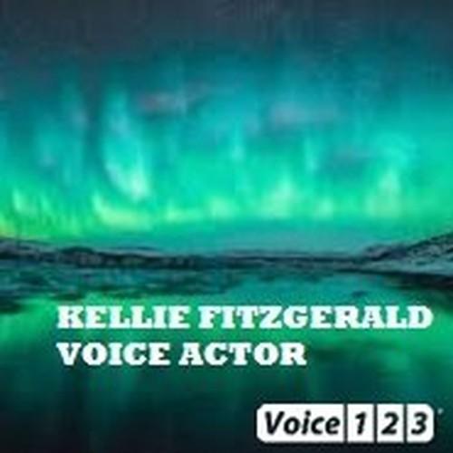Kellie Fitzgerald Narrator Voice Actor Voice Talent   Voice